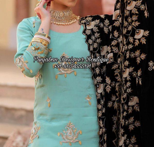 Punjabi Suits Online Boutique Brampton USA