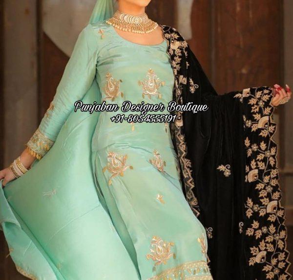 Punjabi Suits Online Boutique Brampton USA UK