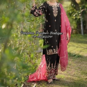 Punjabi Suits Online Boutique Canada UK
