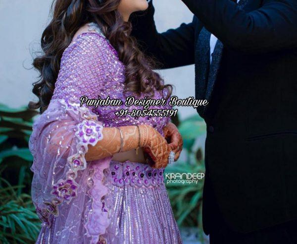 Reception Lehenga For Bride USA Australia