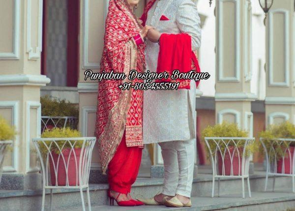 Salwar Suit Design Punjabi Canada UK