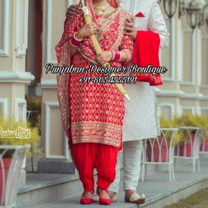 Salwar Suit Design Punjabi Canada USA