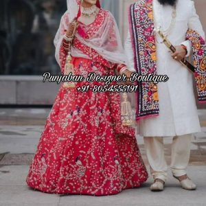 Wedding Lehenga For Bride Canada