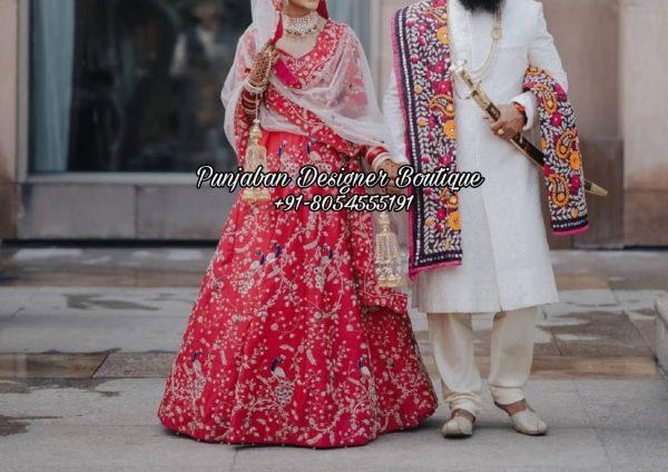 Wedding Lehenga For Bride Canada