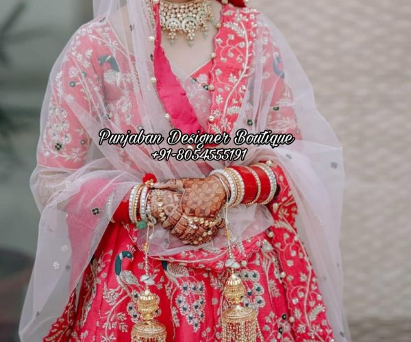 Wedding Lehenga For Bride Canada UK