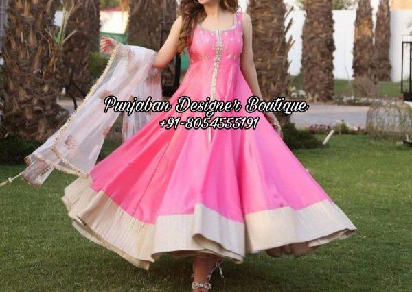 Anarkali Dress UK Brampton