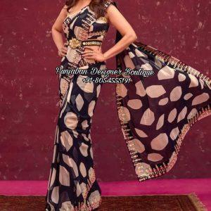 Blouse Designs For Saree USA