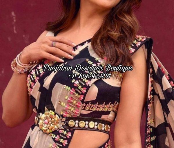 Blouse Designs For Saree USA UK