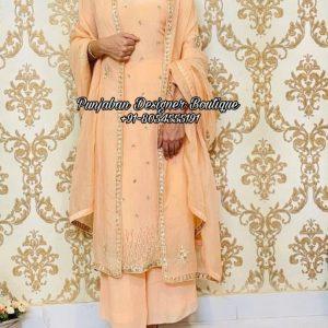 Boutique Designer Punjabi Suits USA
