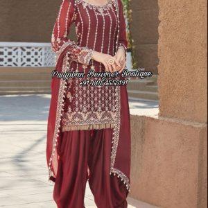 Boutique Punjabi Suits In Patiala UK USA