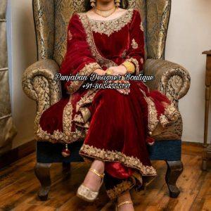 Boutique Punjabi Suits In Patiala USA