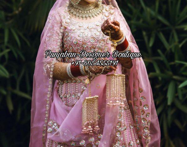Bridal Lehenga Online Toronto Canada