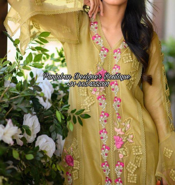 Designer Boutique Punjabi Suit Toronto UK