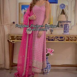 Designer Boutique Punjabi Suit UK