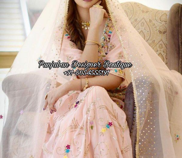 Designer Lehenga For Bride Canada USA