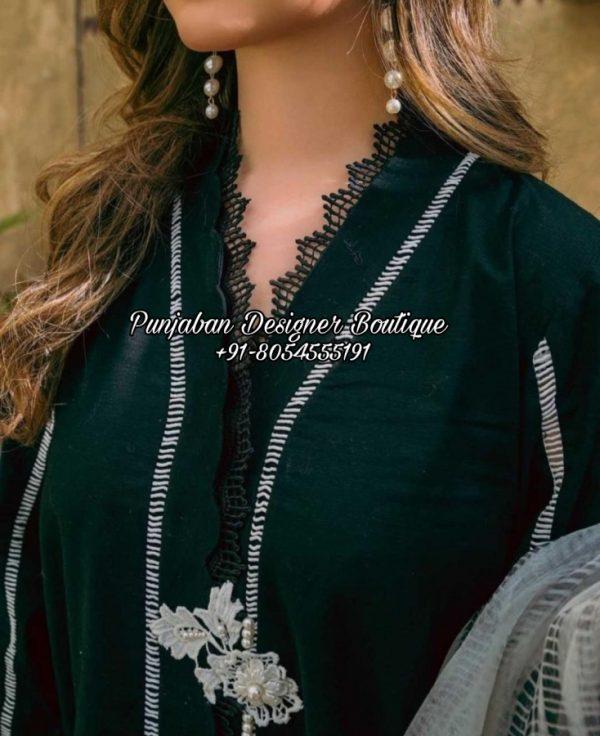 Designer Punjabi Suits Boutique Brampton