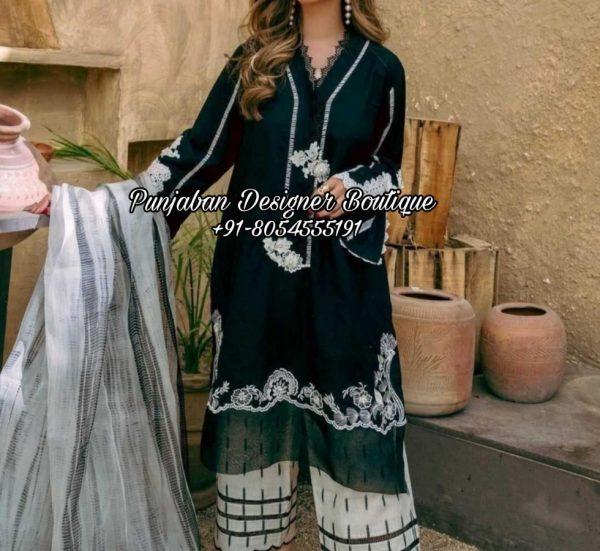 Designer Punjabi Suits Boutique Brampton USA