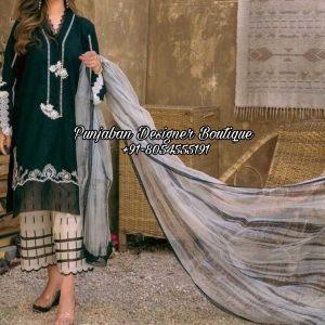 Designer Punjabi Suits Boutique Brampton USA Australia