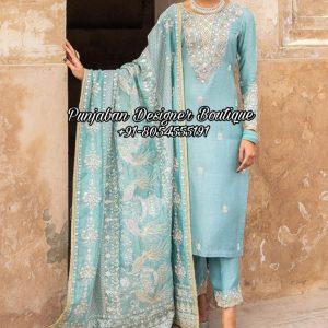 Designer Suit Punjabi Canada