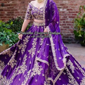 Designer Wedding Lehenga California