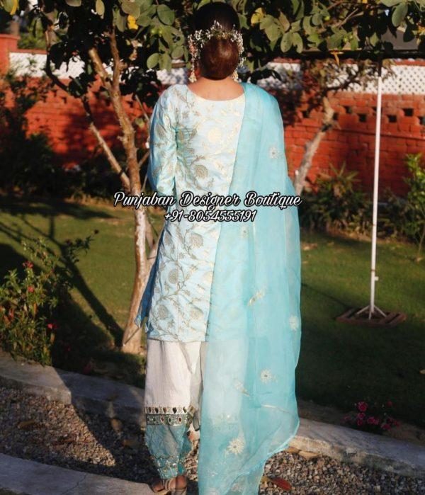 Designs For Salwar Suits USA
