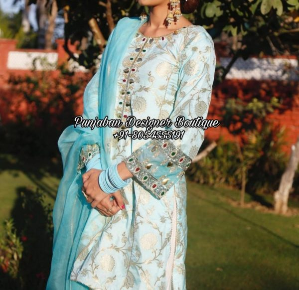 Designs For Salwar Suits USA UK