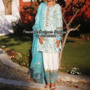 Designs For Salwar Suits USA UK Canada