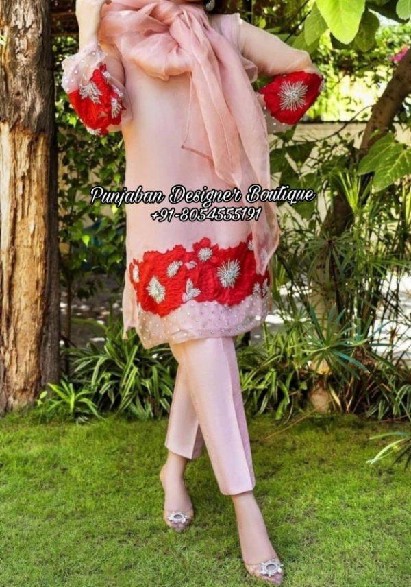 New Designer Suit Punjabi USA UK