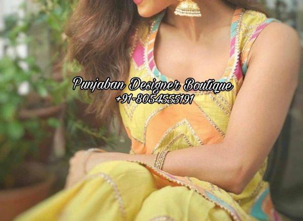 Online Punjabi Suits Boutique UK