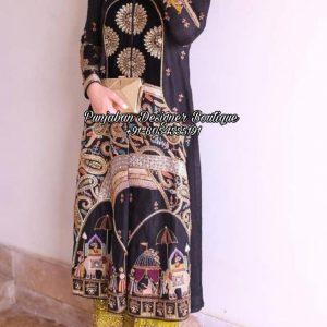 Party Wear Punjabi Suits Design Canada