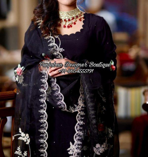 Punjabi Designer Boutique Suits USA