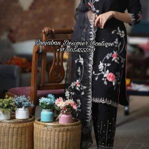 Punjabi Designer Boutique Suits USA UK