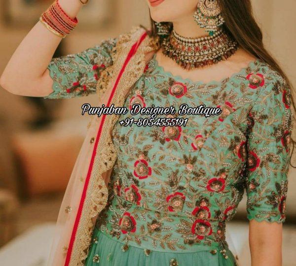 Punjabi Fashion Boutique USA UK