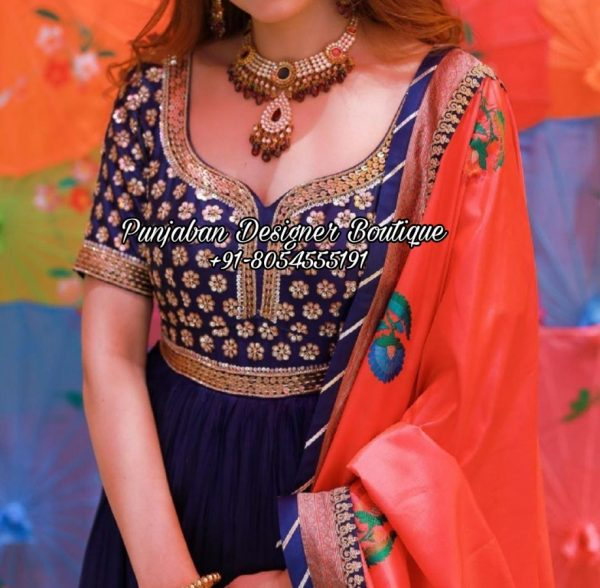 Punjabi Suit Boutique Online USA UK