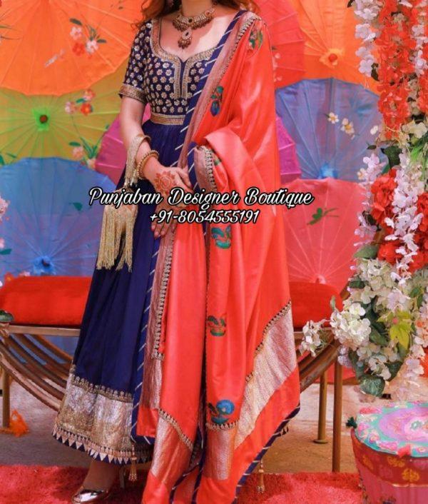 Punjabi Suit Boutique Online USA UK Canada