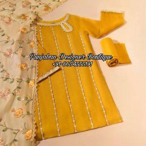 Punjabi Suit By Boutique USA
