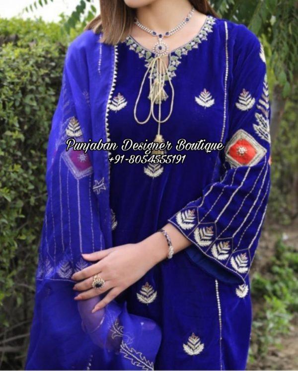 Punjabi Suits Boutique Online USA