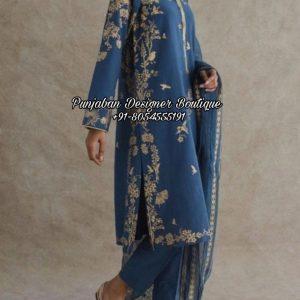 Punjabi Suits Boutique Patiala