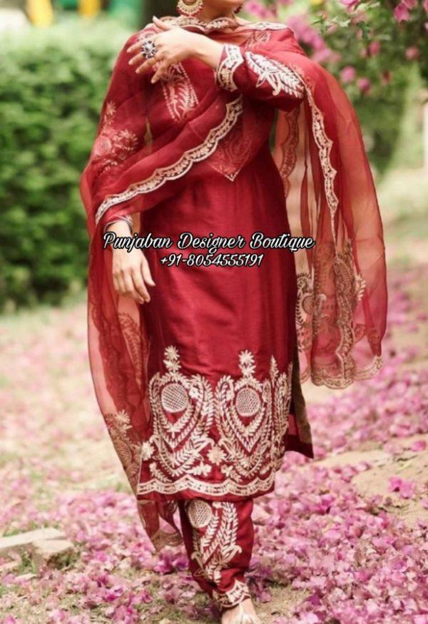 Punjabi Suits Online Boutique Canada USA