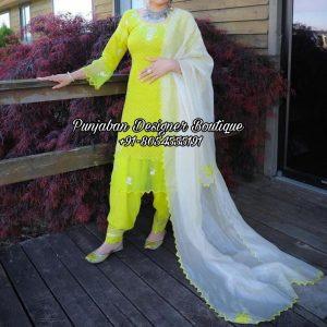 Punjabi Suits Online Boutique Toronto