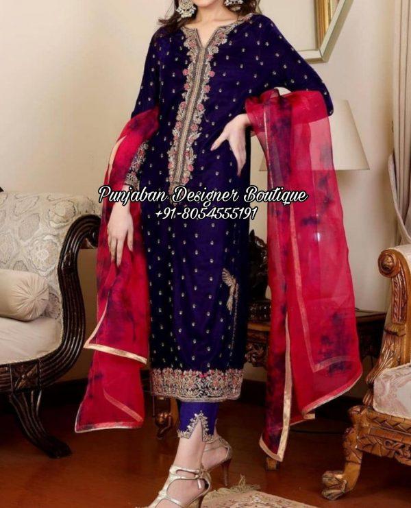 Wedding Punjabi Suits Brampton