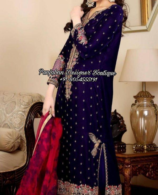 Wedding Punjabi Suits Brampton USA