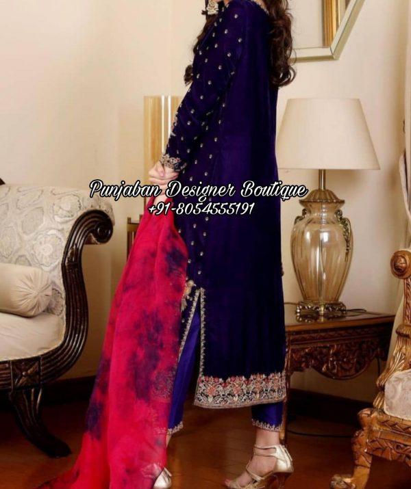 Wedding Punjabi Suits Brampton USA UK