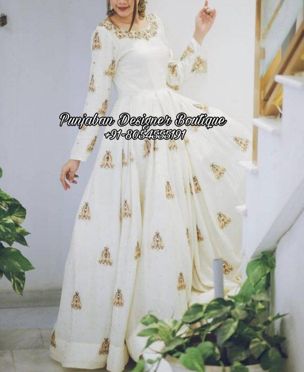 Anarkali Dress For Wedding USA