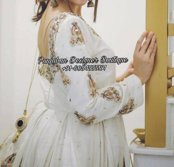 Anarkali Dress For Wedding USA UK
