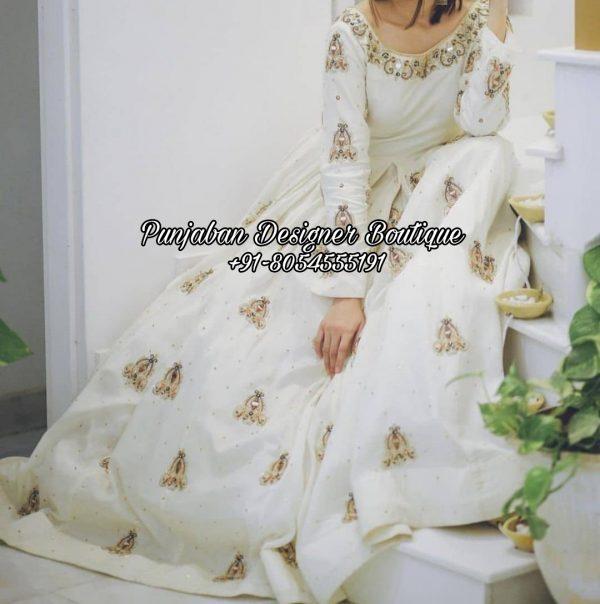 Anarkali Dress For Wedding USA UK Canada