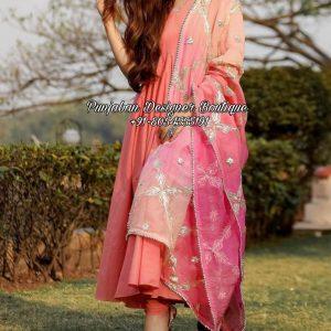 Anarkali Wedding Dress UK USA