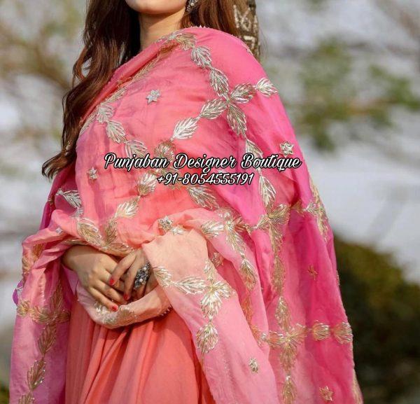 Anarkali Wedding Dress UK USA Canada