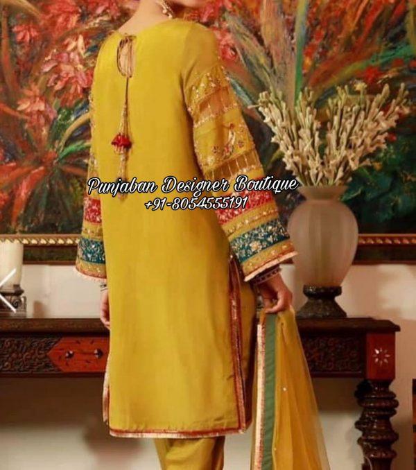 Boutique Suit Punjabi Australia