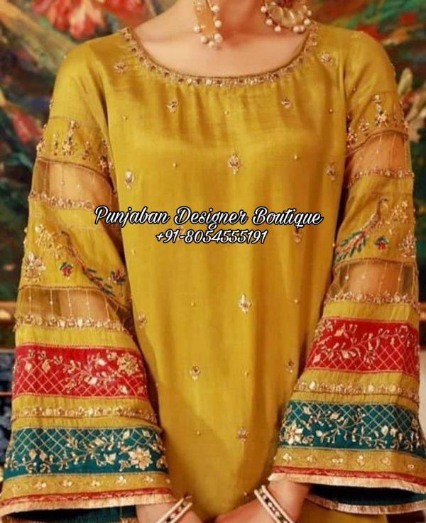 Boutique Suit Punjabi Australia UK